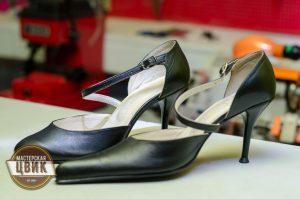 peretyazhka-nosochnoj-chasti-300x199 Ремонт обуви
