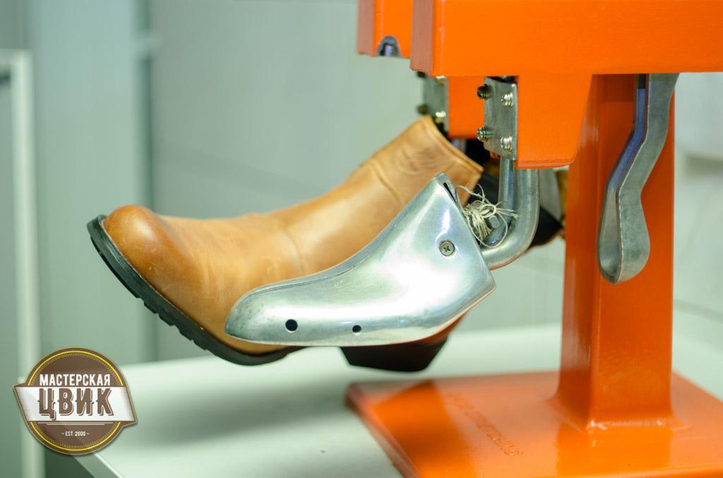 tochechnaya-rastyazhka-obuvi Ремонт обуви