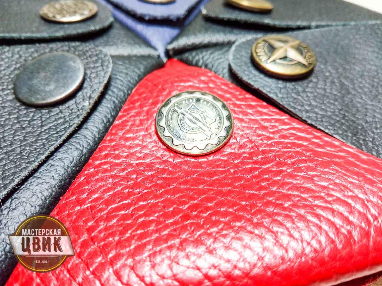 monetnitsa-dlya-melochi-kupit Кожаные монетницы